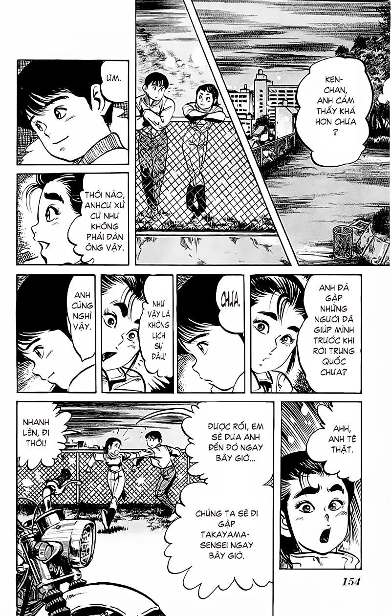 Kenji-Quyền Nhi Phương Thế Ngọc chap 192 - Trang 4