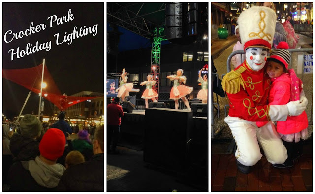Crocker Park Holiday Lighting