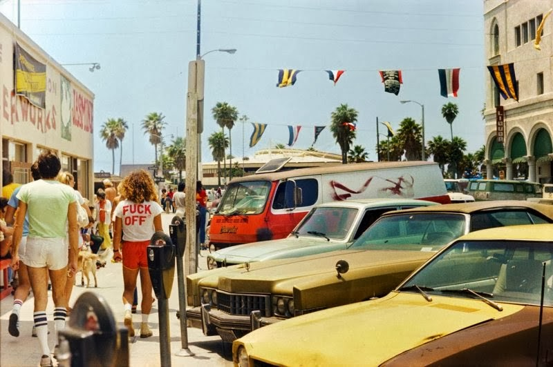 Color Photographs Of Los Angeles In 1979 Vintage Everyday