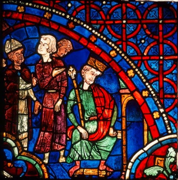 Henry the Young King refuses to meet Thomas Becket