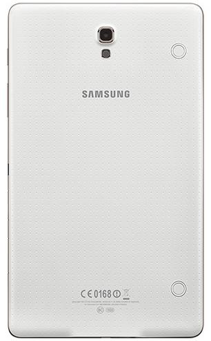 Samsung Galaxy Tab S 8.4 (rear)
