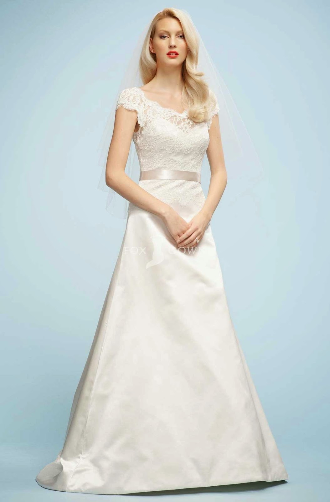 Lace Wedding Dresses Cap Sleeves Concepts Ideas Photos HD