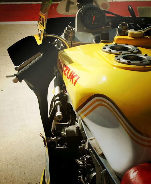 Machines de courses ( Race bikes ) - Page 8 Suzuki%2BHB_3332