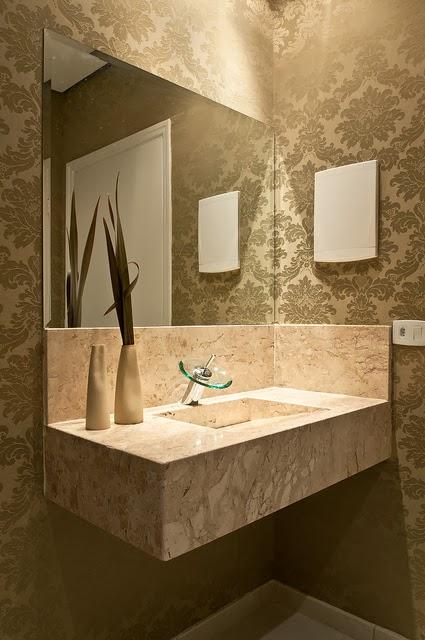 Lavabos para suspirar lavabo com cuba em pedra esculpida - Papel de pared moderno ...