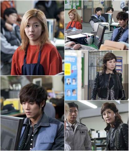"""[DRAMA] 23/08/2011 - Kim KyuJong @ """"Saving Mrs. Go BongShil"""" 28"""