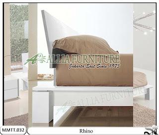 Kepala Tempat Tidur Modern Minimalis Rhino