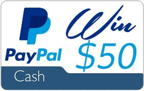 PayPal Giveaway, Giveaway