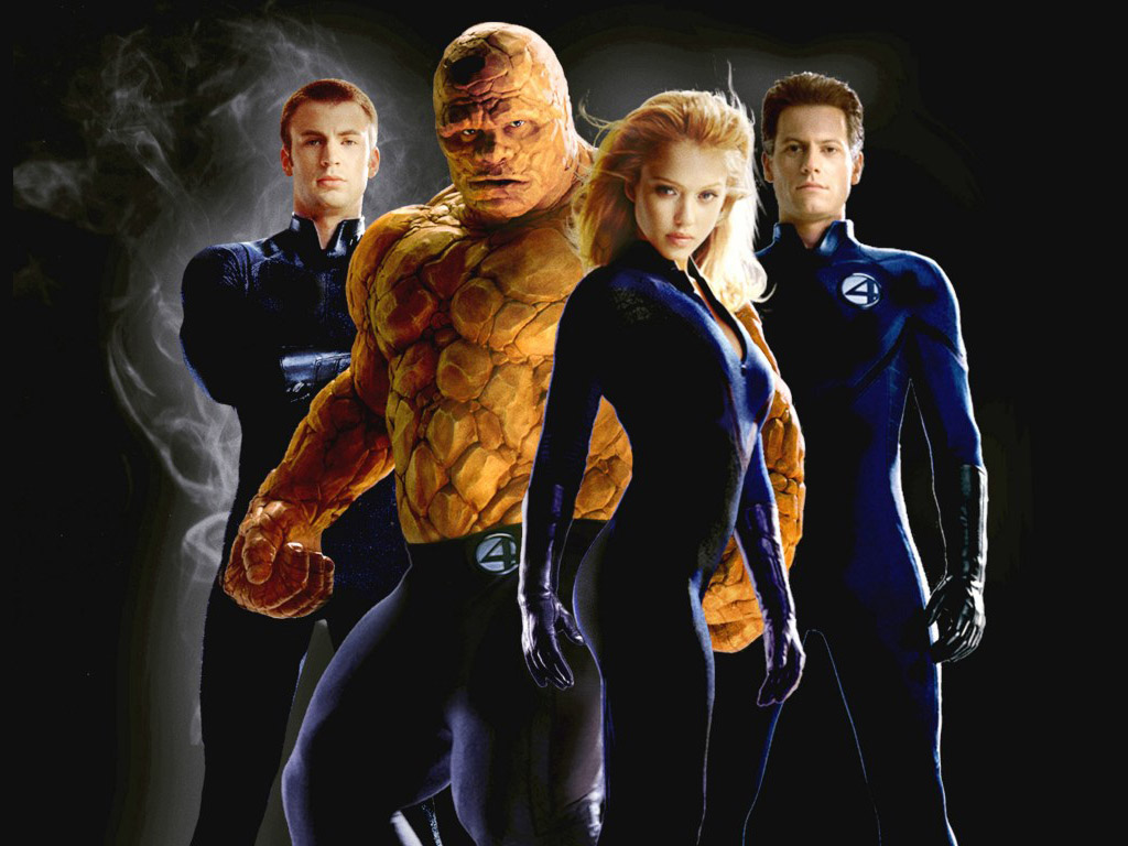 Fantastic 4 HD & Widescreen Wallpaper 0.0107022215272972