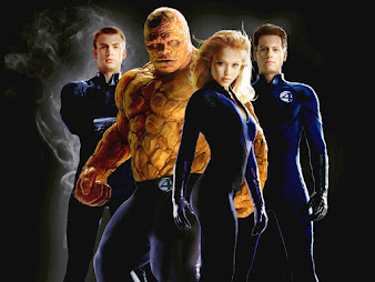 #7 Fantastic 4 Wallpaper
