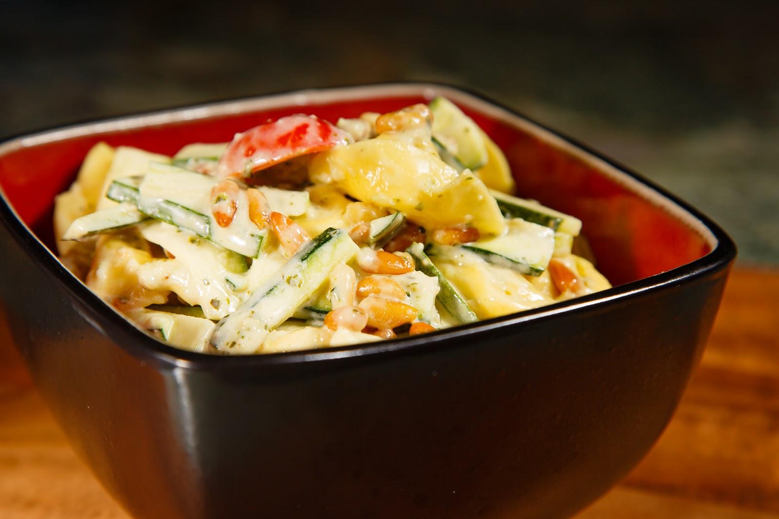 how to cook tortellini with pesto