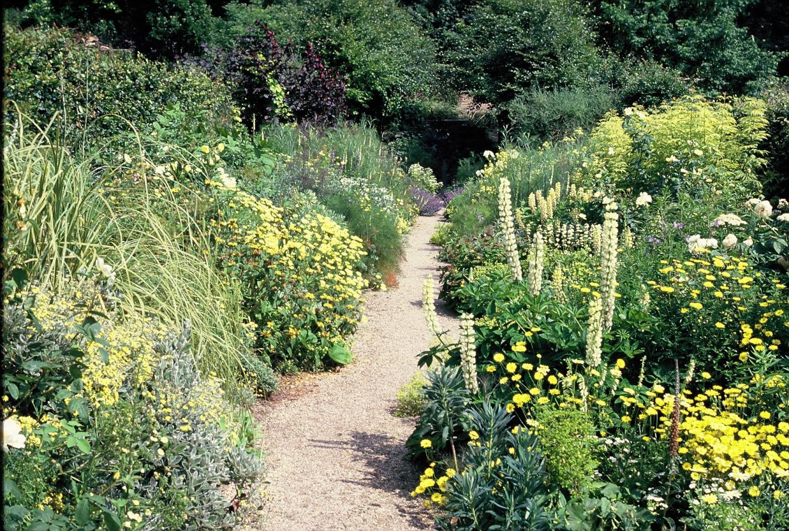 Traumgarten Gartenträume Hadspen Garden Teil II Die gelbe