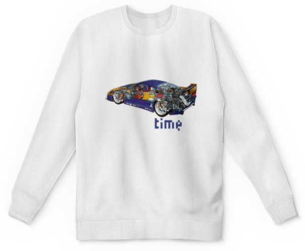 "#FE Sweatshirt - ""F Time"""