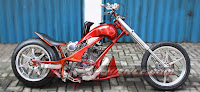 MODIFIKASI KAWASAKI BINTER MERZY-MODIFIKASI-chopper