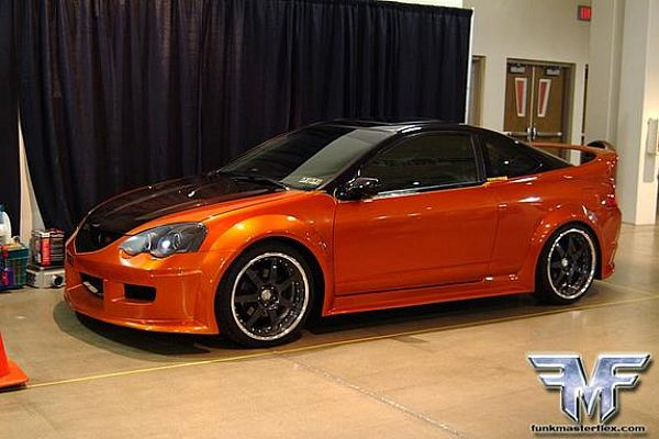 cars pictures and wallpapers modified acura rsx 2002. Black Bedroom Furniture Sets. Home Design Ideas