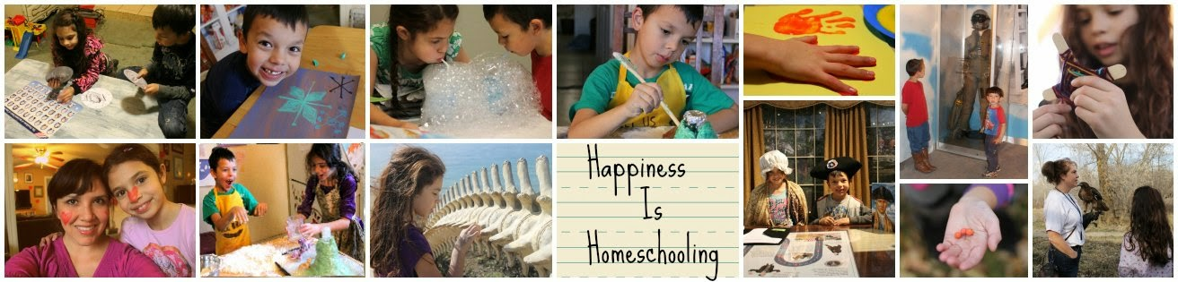 Happiness Is Homeschooling