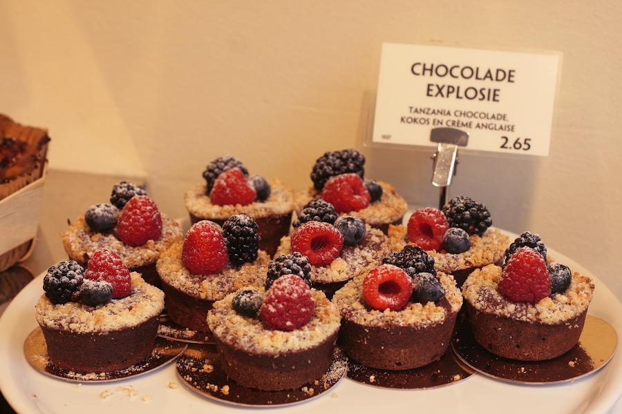 Amsterdam bakeries: Bakken met Passie