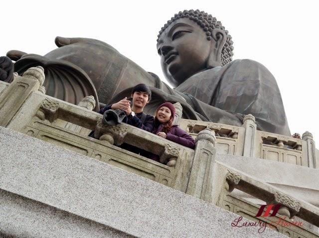 lantau island world largest seated outdoor bronze buddha