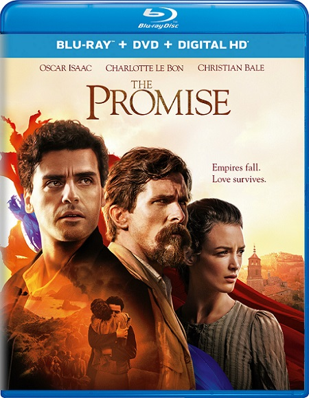 The Promise (La Promesa) (2016) 720p y 1080p BDRip mkv Dual Audio AC3 5.1 ch