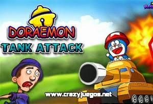 Jugar Doraemon Tank Attack