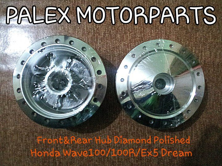 Front Rear Hub Standard Honda Wave Grand