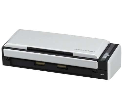 Fujitsu ScanSnap PA03603-B005 S1300 Instant PDF Sheet-Fed Mobile Scanner