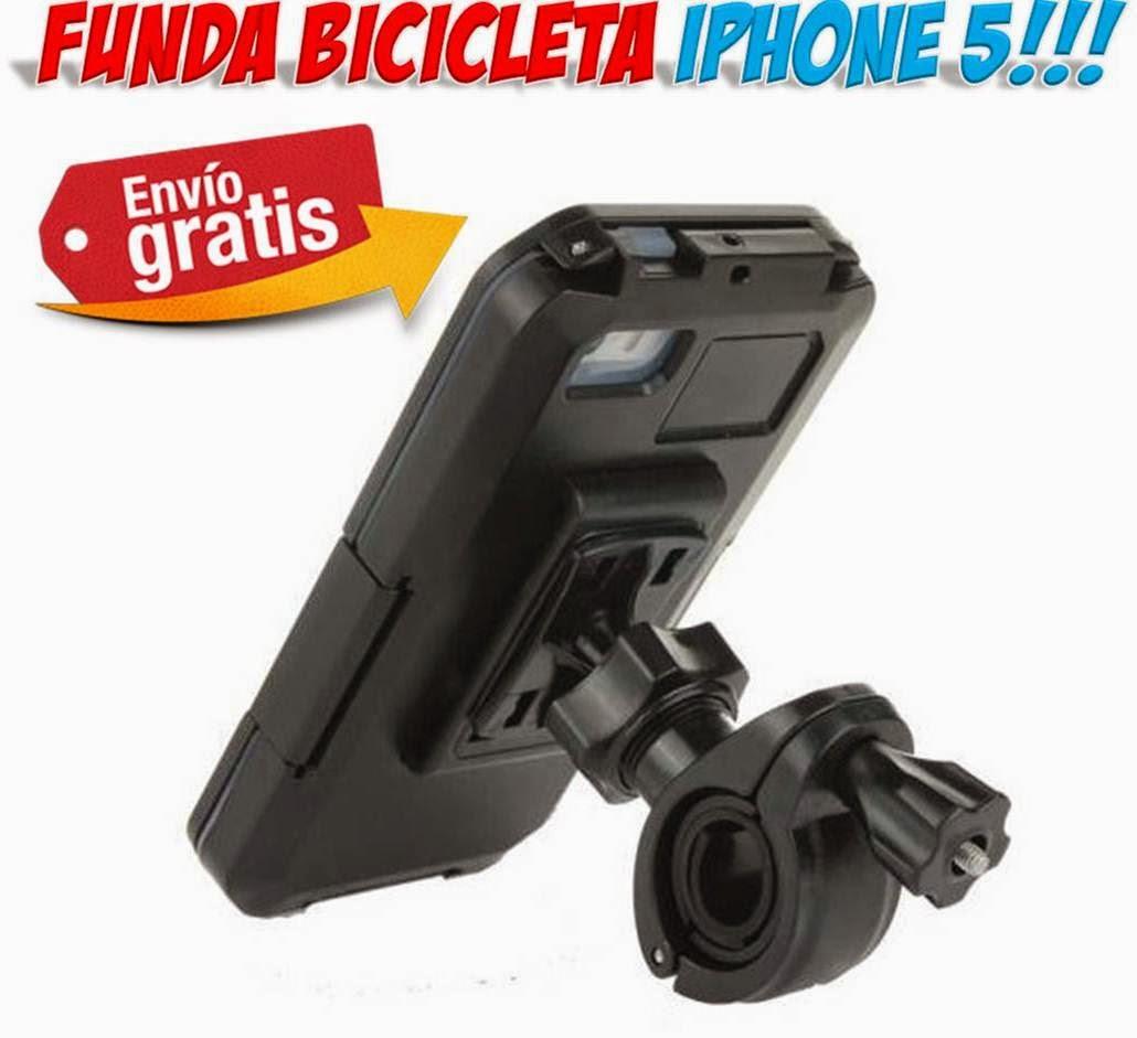 funda impermeable iPhone 5