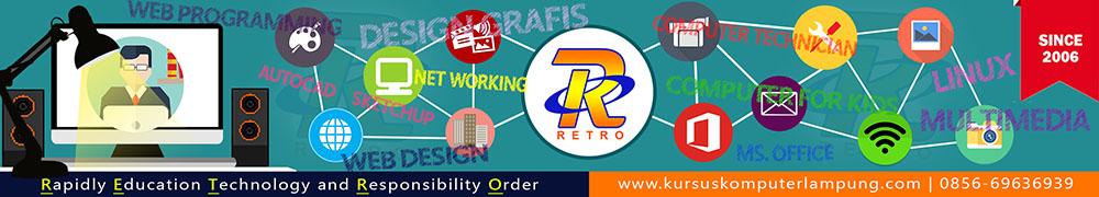 Kursus Komputer Lampung - RETRO