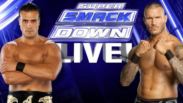 Repeticion WWE Smackdown en Español