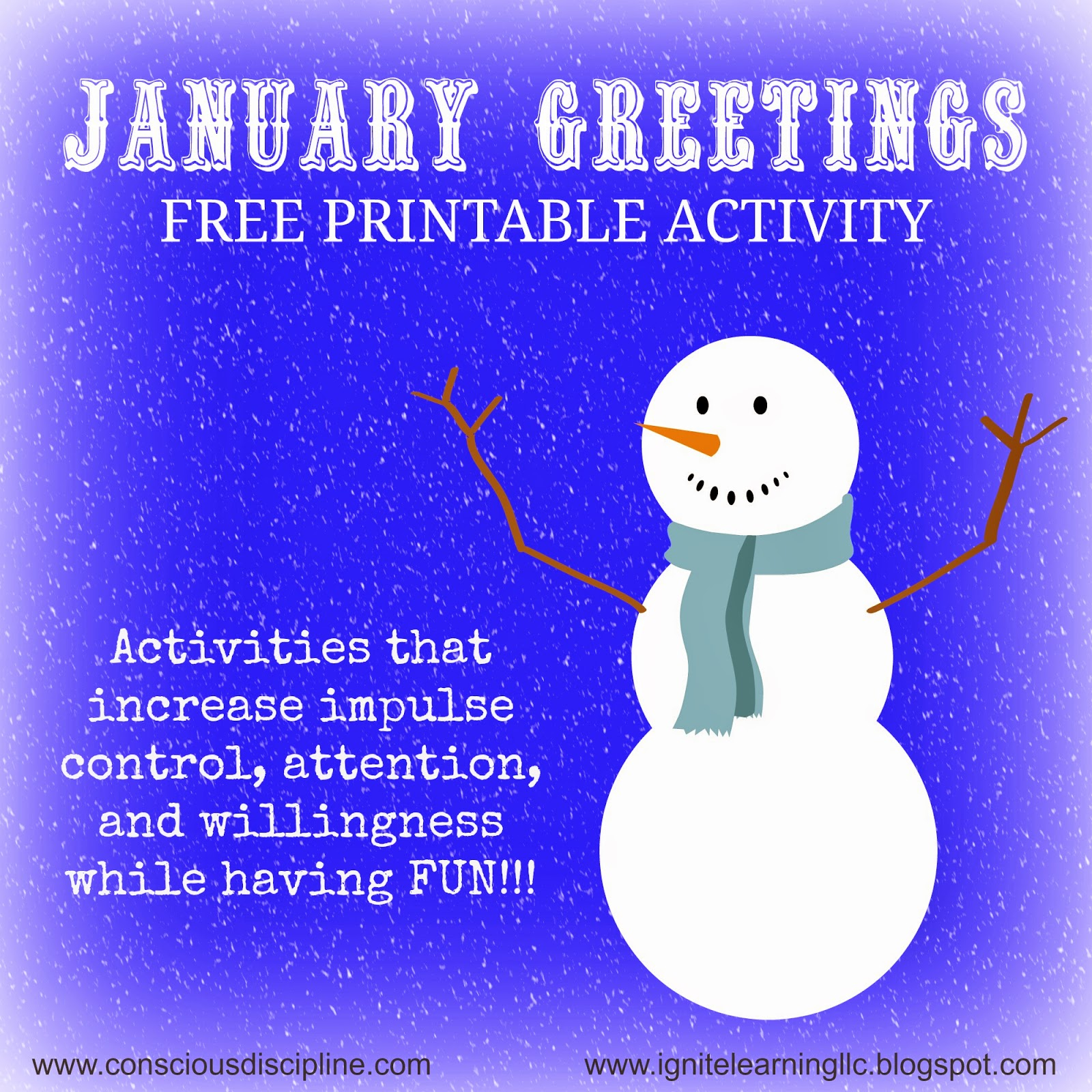 Prekandksharingspot free printable for fun january greetings tomorrow is the big day kristyandbryce Image collections