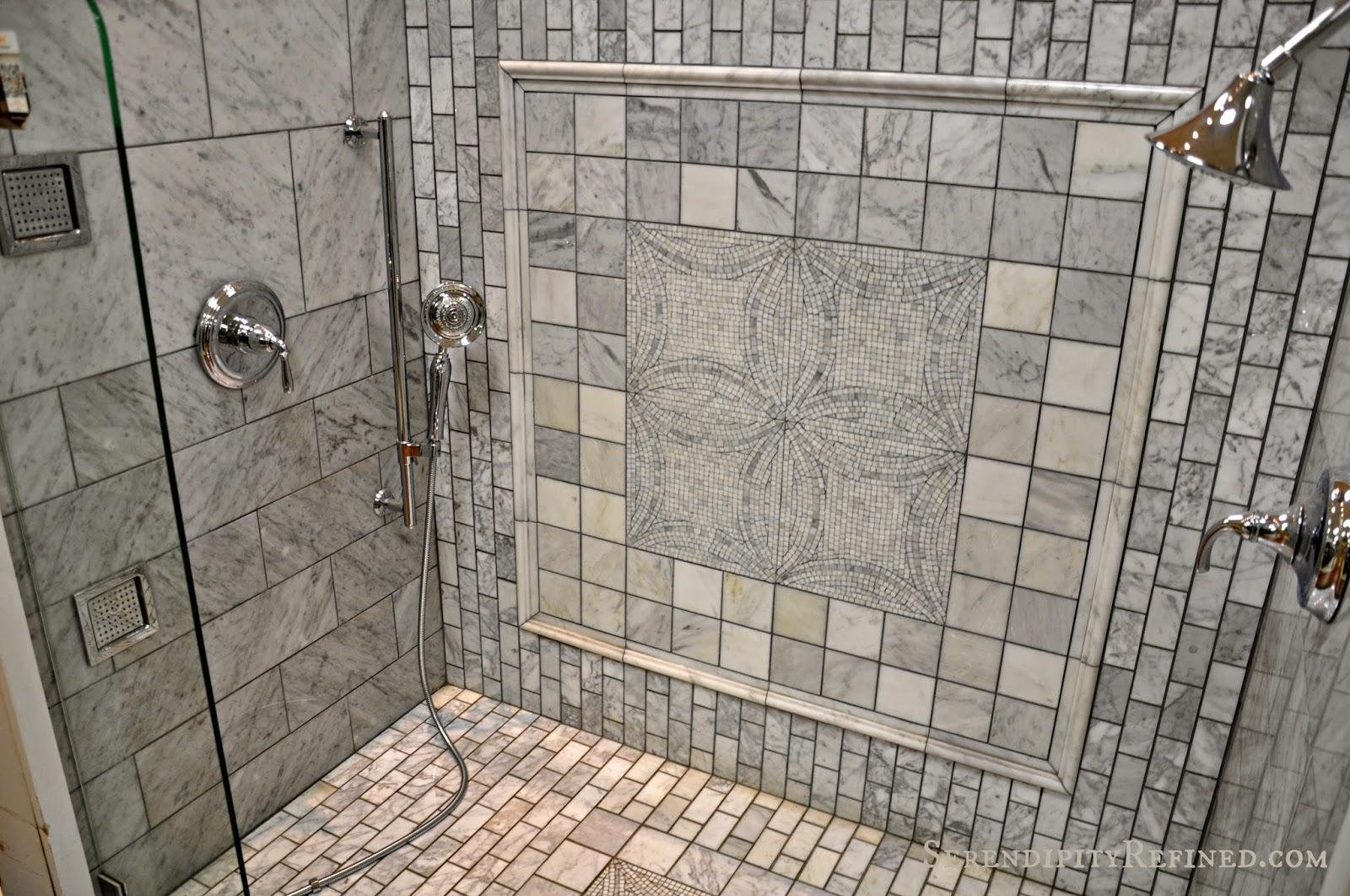 Choosing Bathroom Tile Serendipity Refined Blog Choosing Kitchen And Bathroom Tile