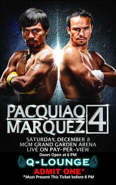 Pacquaio vs Marquez 4 Fight Live Streaming