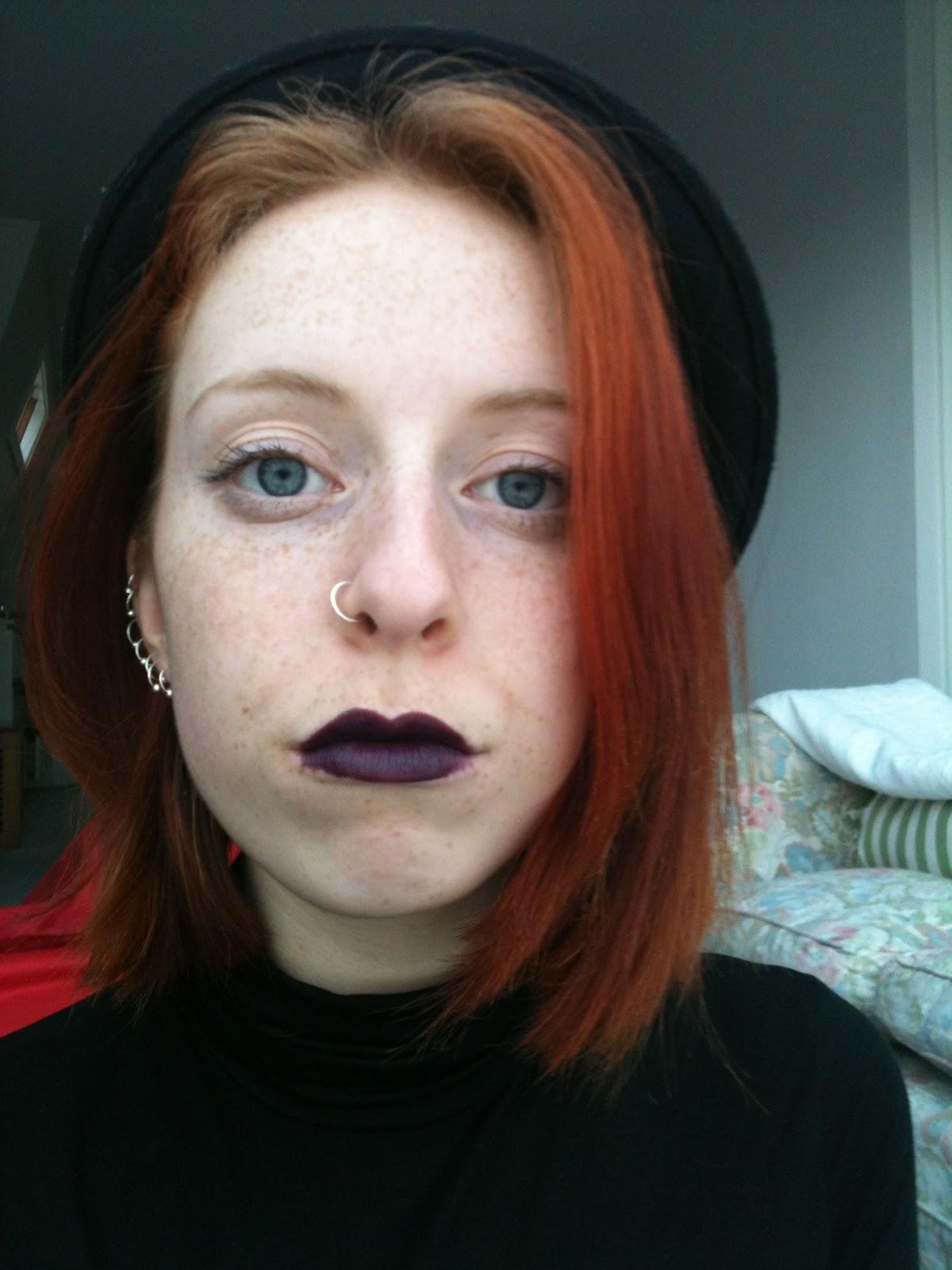 Lipstick Fantasy: Mac Dark Lipsticks Haul!