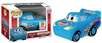 Funko Pop! Cars - Dinoco Lightning McQueen