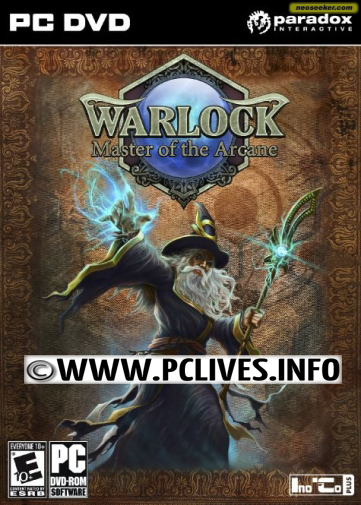 Warlock Master of the Arcane cover full version download