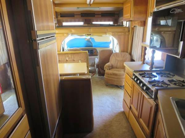 Used RVs 1984 Ford Country Camper RV for Sale For Sale by ...
