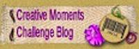Creative Moment Blog Badge
