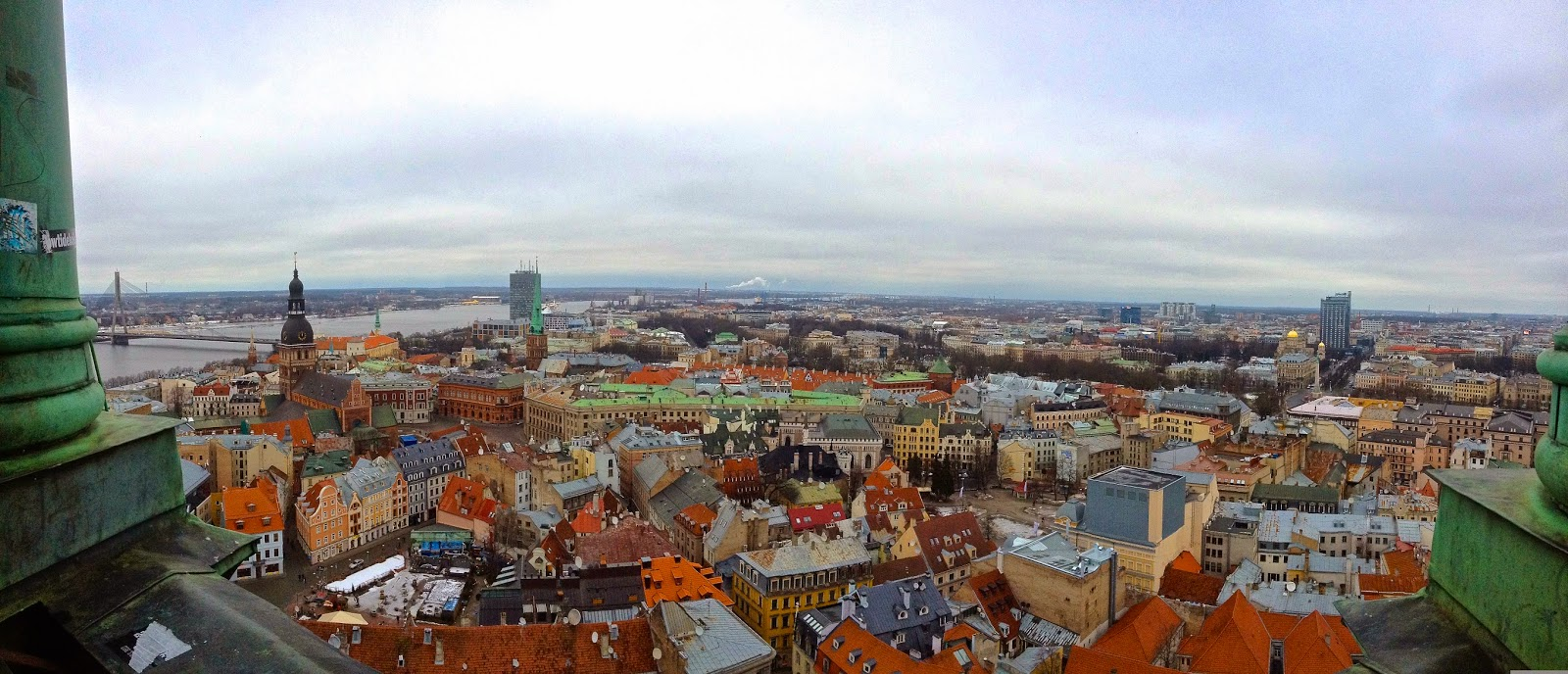 Riga city views