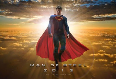 Man Of Steel - Superman (2013)