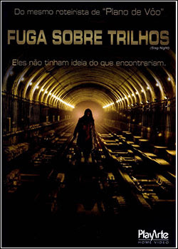 Download - Fuga Sobre Trilhos - DVDRip - AVI Dual Áudio