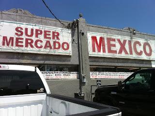 Super Mercado Mexico BBQ Barbecue Barbeque Bar-B-Q Bar-B-Que Barbacoa Dallas DFW