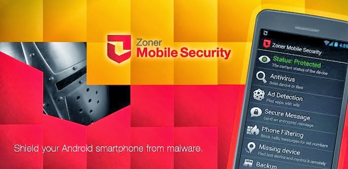 Download Zoner Mobile Security Apk