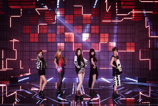 "[NEWS] f(x)'s ""Electric Shock"" MV hits over 1 million ... F(x) Electric Shock"