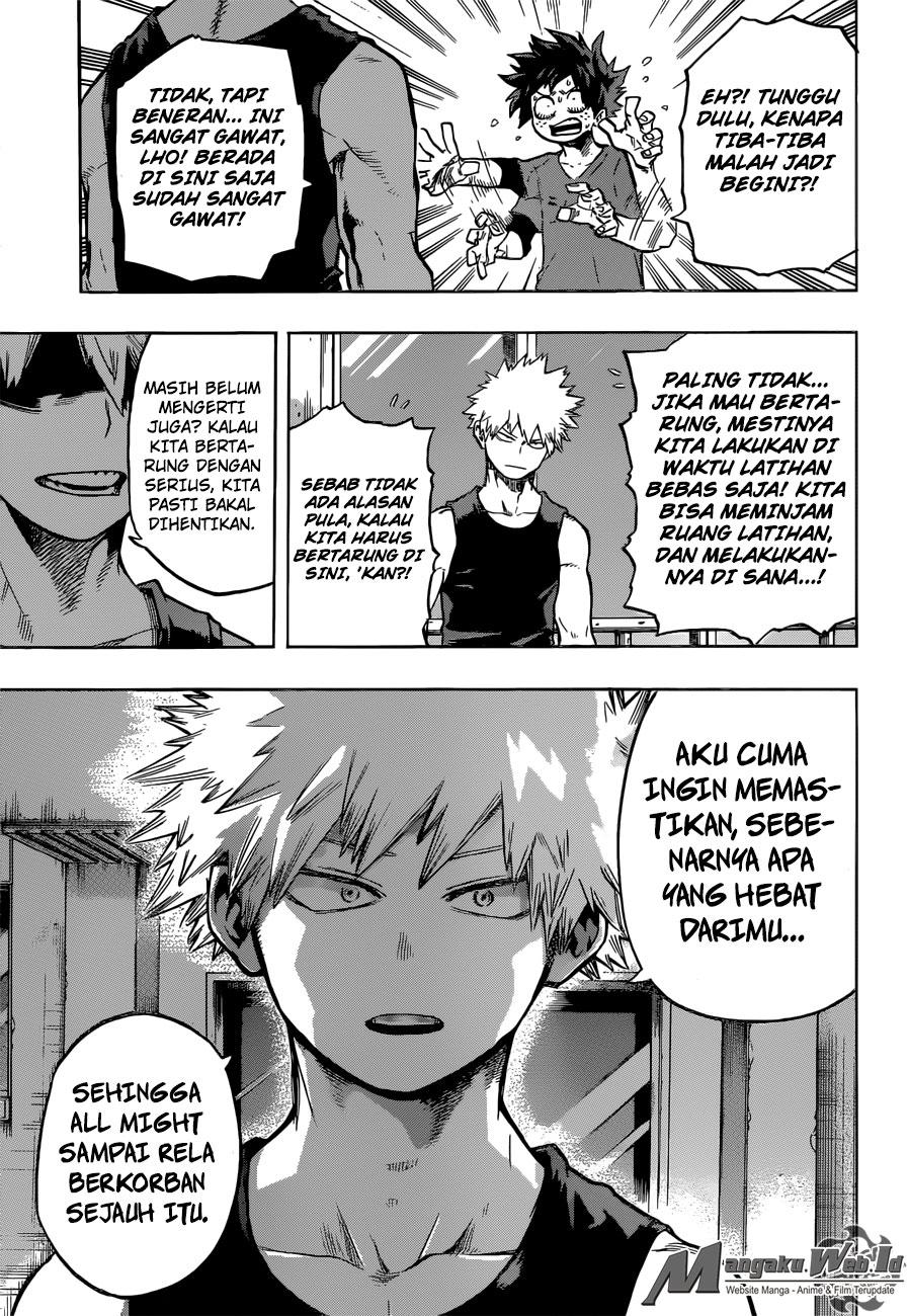 Boku no Hero Academia Chapter 117-11