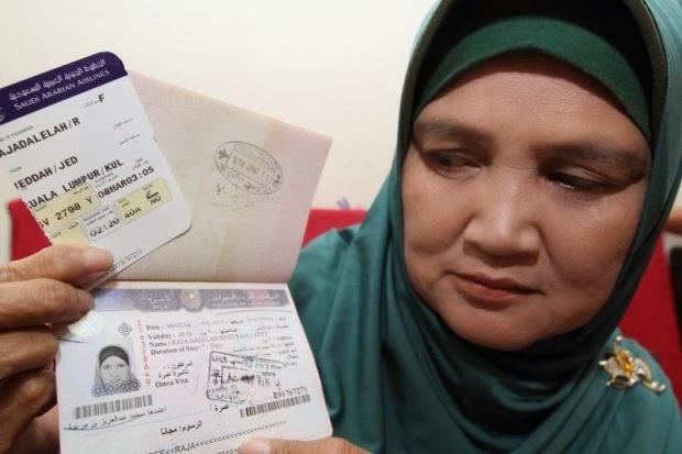 Wanita Balik Dari Umrah Dakwa Nampak Bangkai Pesawat Di Laut Andaman