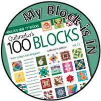 QM 100 Blocks Vol 12 Badge
