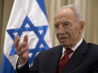 R.I.P. Shimon Peres