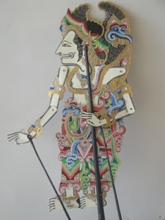 Rama Leather Puppet