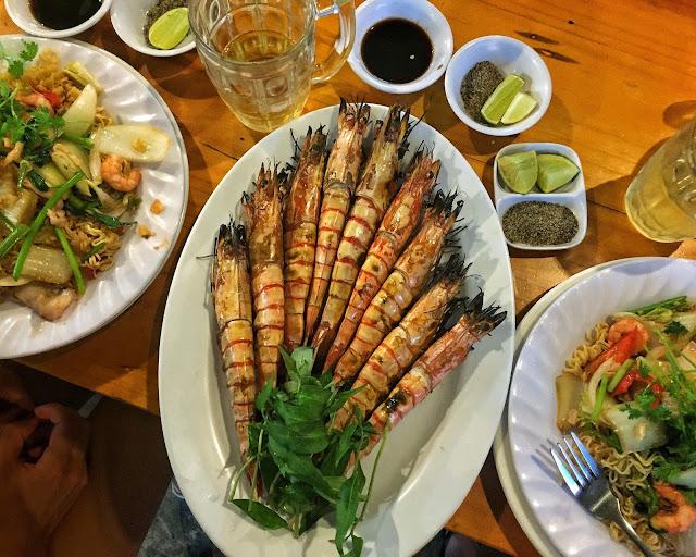 Вьетнамская кухня, что выбрать во вьетнамском кафе