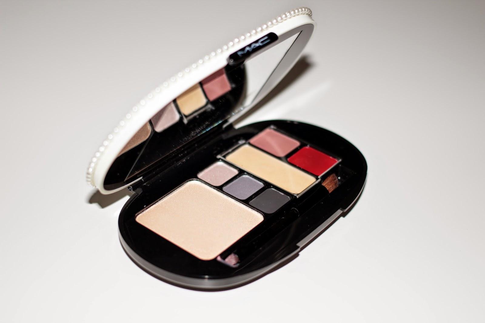 Keepsakes/Smoky face palette MAC, mac cosmetics, mac face palette, palette mac camé, Keepsakes mac, meilleure palette maquillage,