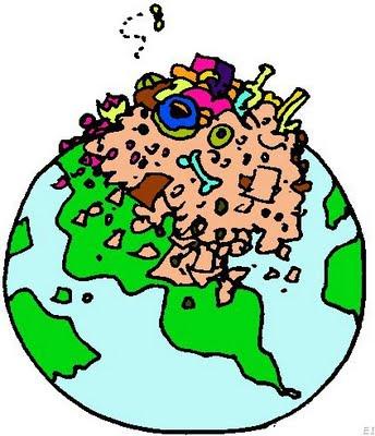 Mas cultura menos basura el problema de los residuos for Suelo organico dibujo animado